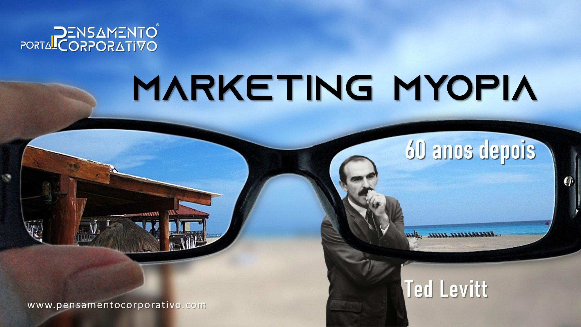 ted levitt marketing myopia